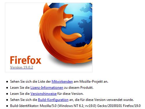 So ändern Sie die Sprache in Firefox