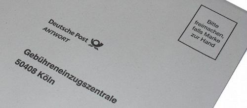 Briefe Mit Deutsche Post Antwort : Bitte freimachen falls marke zur hand