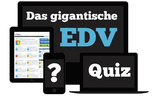 Auf EDV-Kenntnisse.net gibt es einen großen EDV-Test