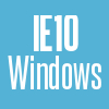 ie10 windows